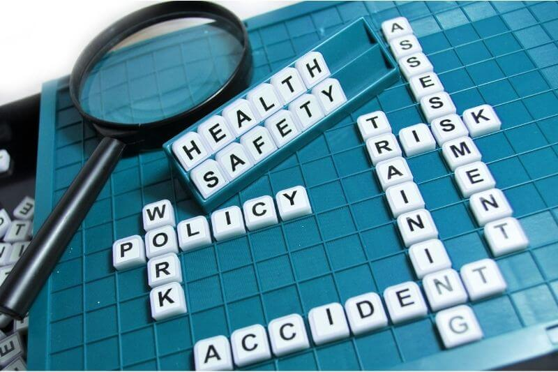 Health and safety questions can make or break an interview