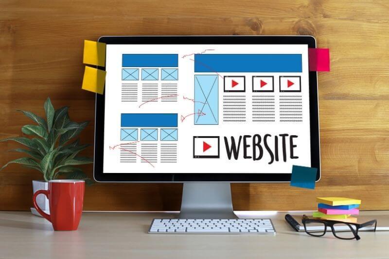 academic website featured image