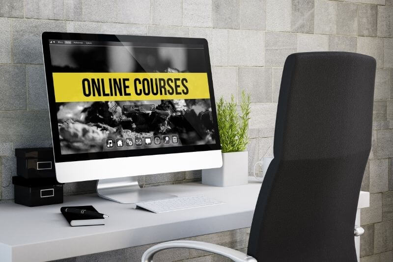 Online courses as an academic side hustle