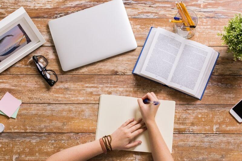writing books as an academic side hustle
