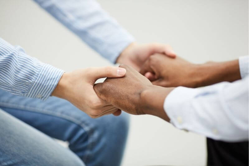 Seek professional support to help your recovery
