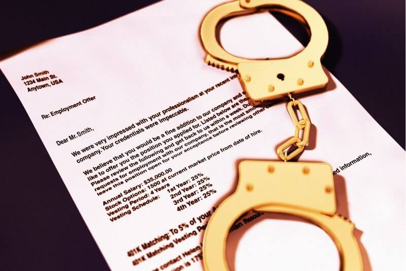 Golden handcuffs force people to remain in academia